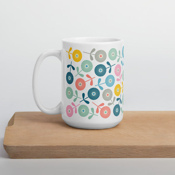 Spring Ditsy - Mug - Small Scale