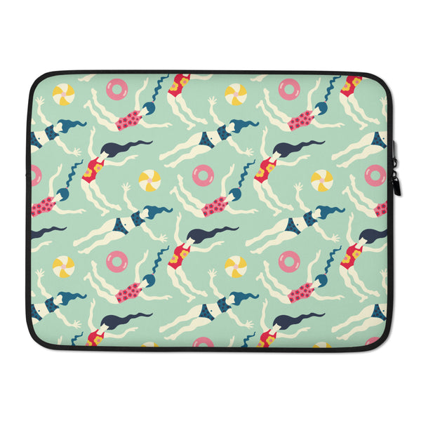 Floating World Print - Laptop Sleeve