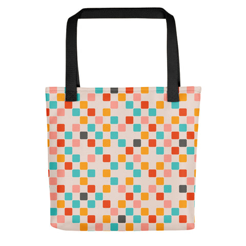 Scales Print - Tote Bag