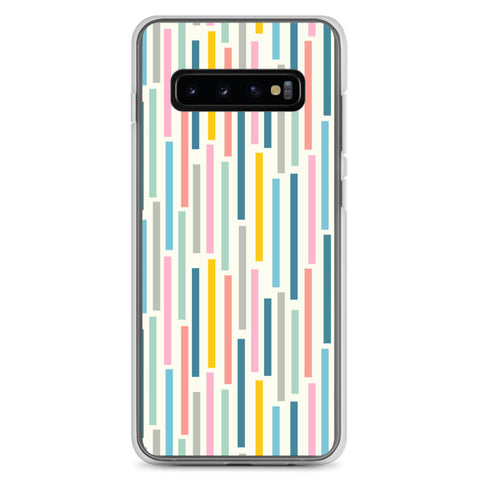 Showers Print - Samsung Case