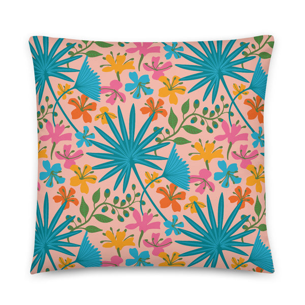 Living Collections Print - Throw Pillow