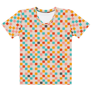 Scales Print - Women's All-Over Print T-Shirt