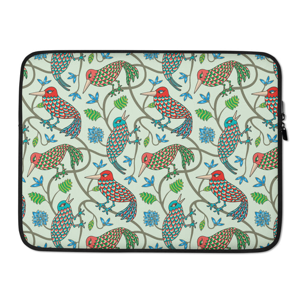 Three Little Birds Print - Laptop Sleeve