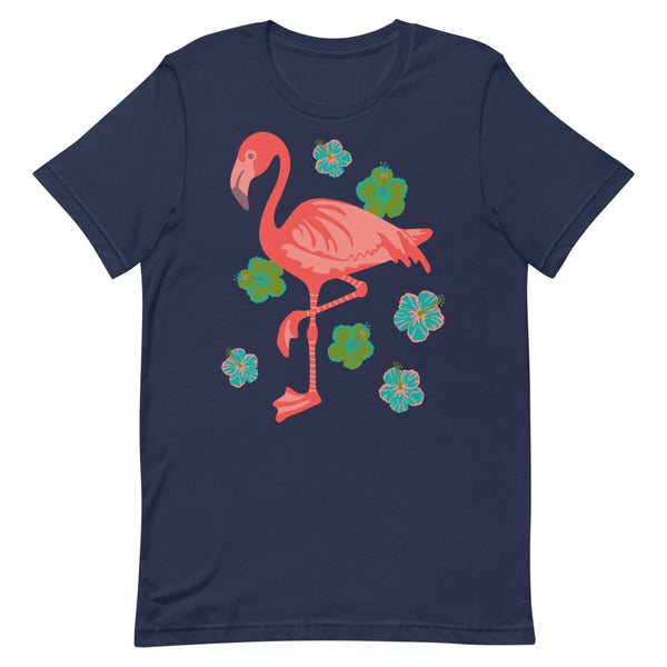 Pink Flamingo - Men's T-Shirt