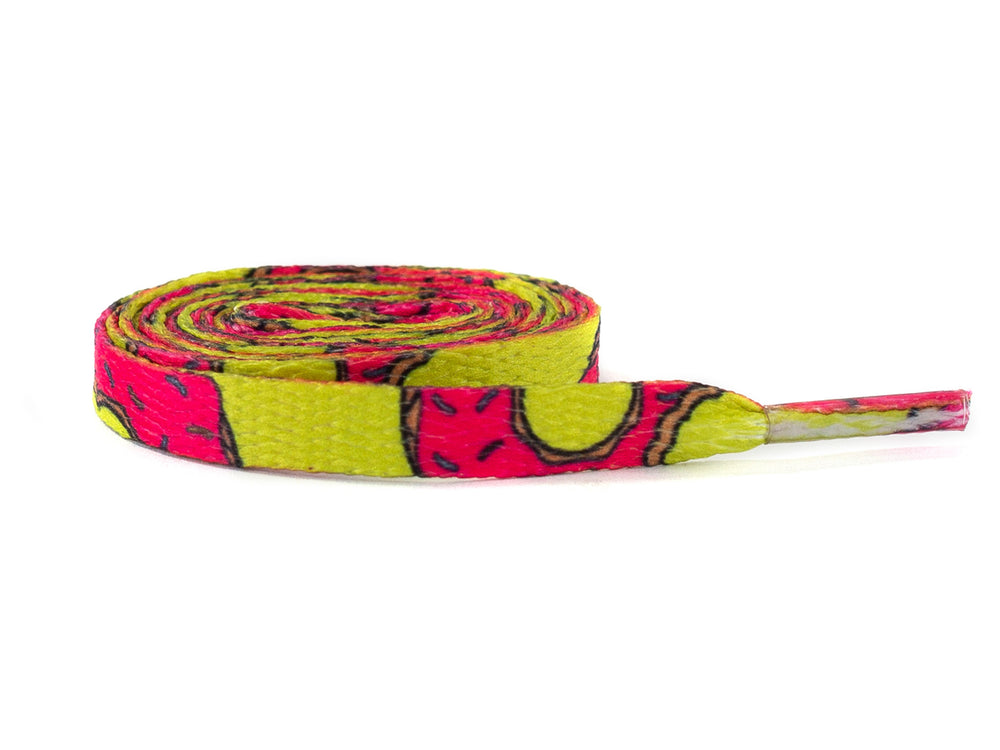 Custom Printed Flat Shoe Laces