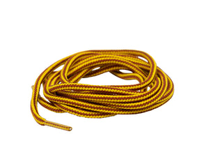 Heavy Duty Round Boot Laces Tan