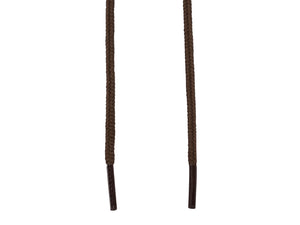 Heavy Duty Round Boot Laces Brown