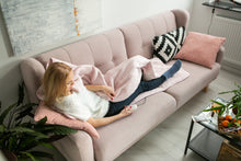 Load image into Gallery viewer, Cosy blanket Miami pink