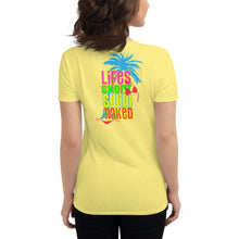 Load image into Gallery viewer, LSSN Women's short sleeve t-shirt