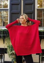 Load image into Gallery viewer, Italian Lounge Sweater - POMODORO RED