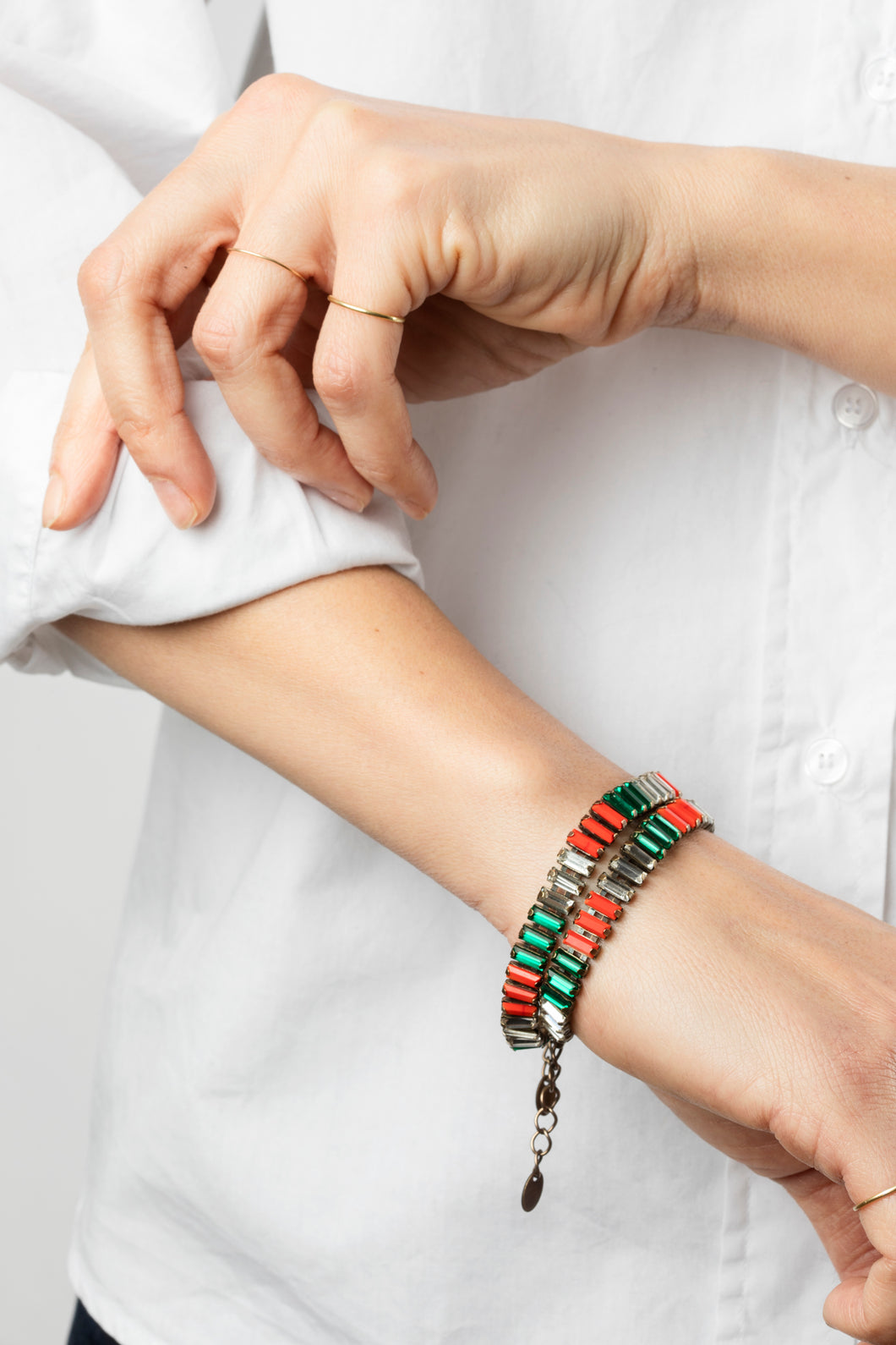 Single Bracelet - Tricolore