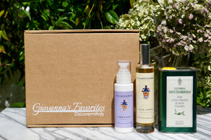 Villa Beauty Box - Tuscan Extra Virgin Olive Oil Infused Products