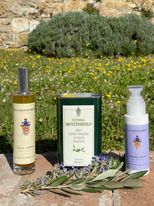 Villa Beauty Box – Tuscany's Finest Olive Oil-Infused Bodycare Products
