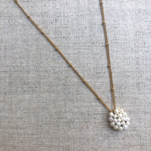 Load image into Gallery viewer, Tata Necklace - Pearl