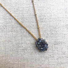 Load image into Gallery viewer, Tata Necklace -  Lolite