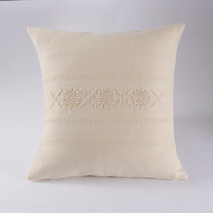 Handwoven Rosoncini Pillow Cover