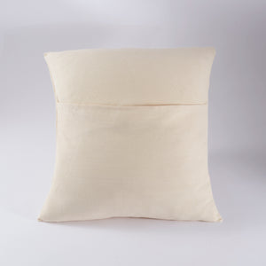 Handwoven Roselline Pillow Cover