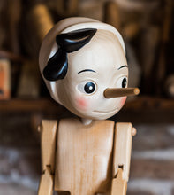 Load image into Gallery viewer, Pinocchio Bambino