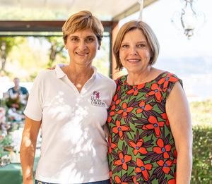 Casual Al Fresco Brunch hosted by Giovanna featuring Amalfi Coast winemaker & chef Patrizia