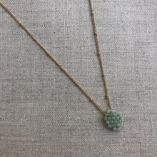 Load image into Gallery viewer, Tata Necklace -  Sage