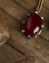 Load image into Gallery viewer, Teti Necklace - Carnelian