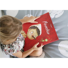 Load image into Gallery viewer, Pinocchio - Illustrated Book