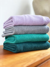 Load image into Gallery viewer, Cashmere Wrap - DARK TEAL