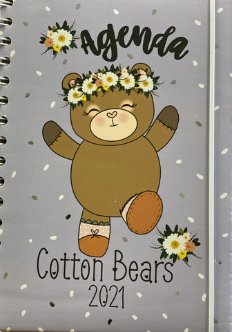 AGENDA 2021 COTTON BEAR