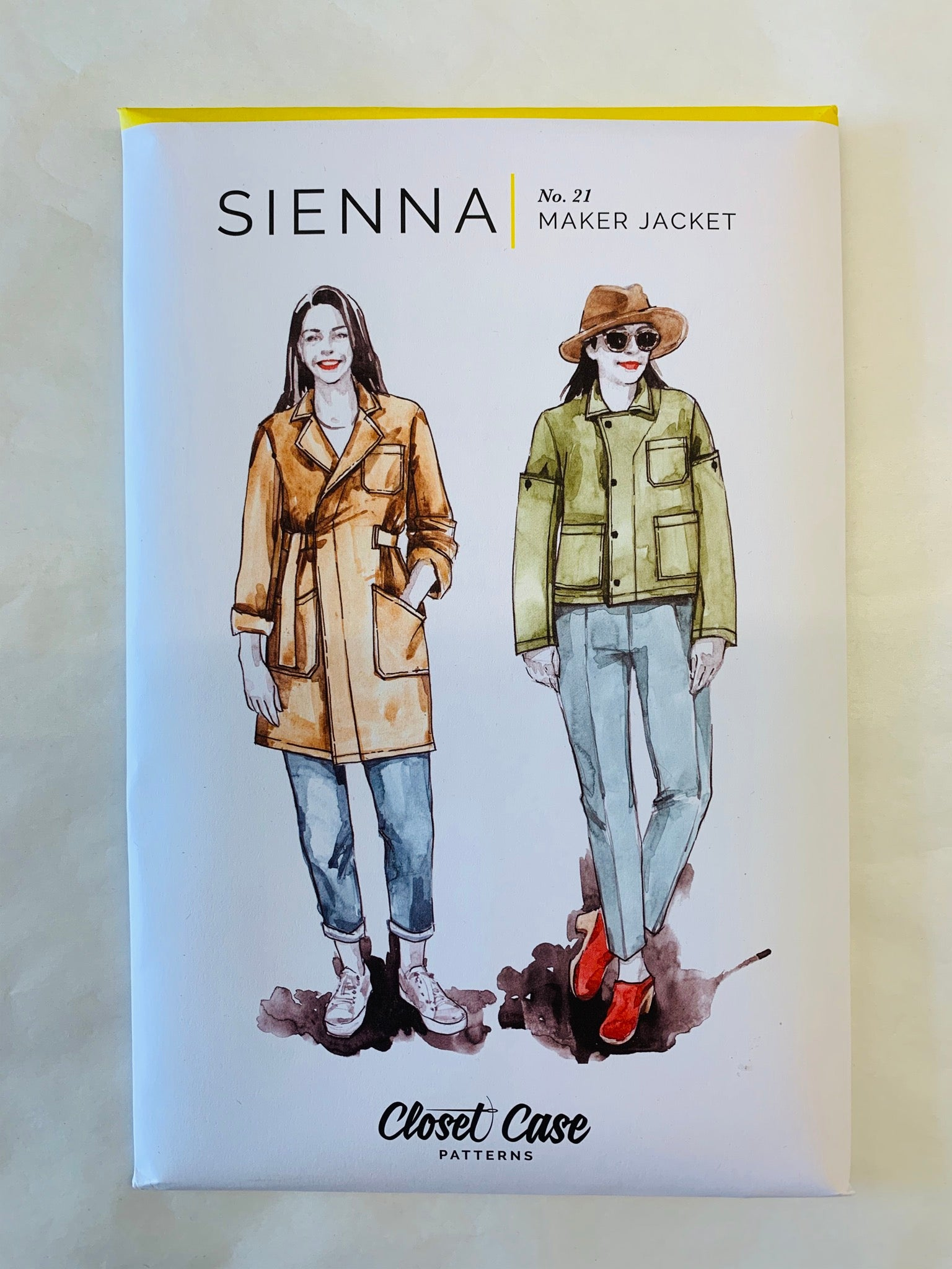 Closet Case Sienna Maker Jacket