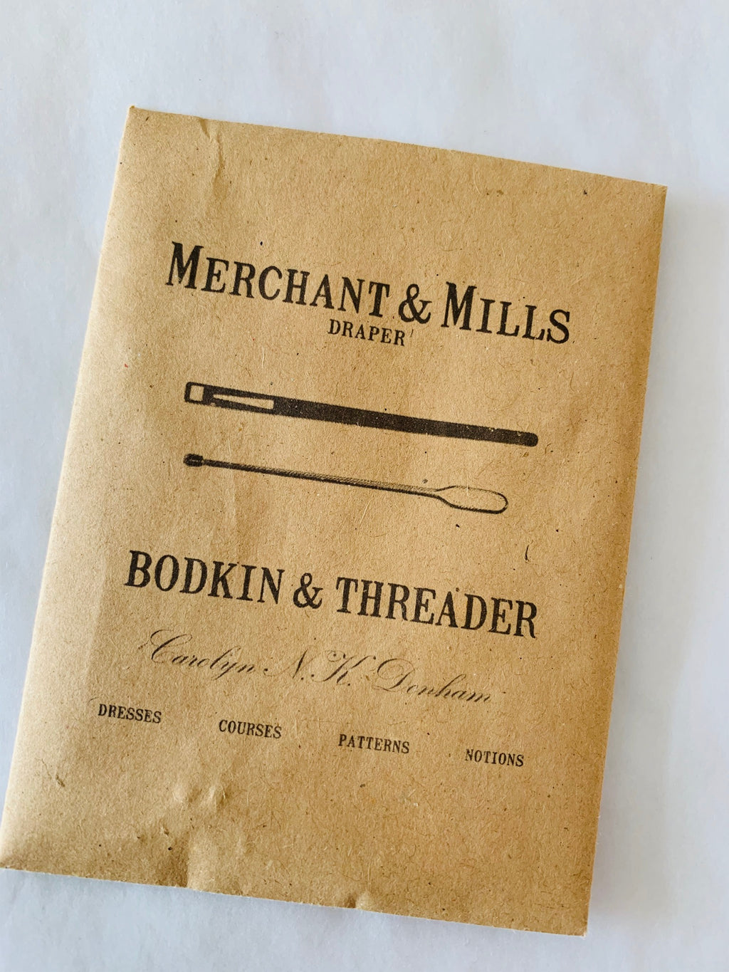 Merchant and Mills Bodkin and Threader