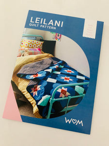 Wife Made: Leilani quilt pattern