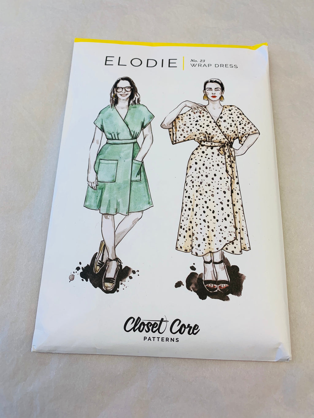 Closet Core Elodie Sewing Pattern