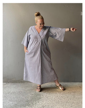 Assembly Line Kaftan Dress Sewing Pattern