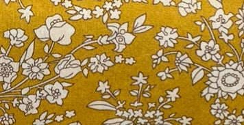 Liberty Fabrics cotton lawn: Summer Blooms