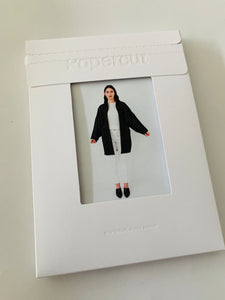 Papercut Sapporo Coat Paper Sewing Pattern