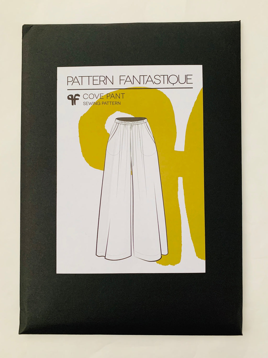 Pattern Fantastique Cove pant sewing pattern