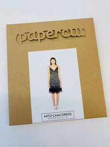 Papercut Mito Cami/Dress Paper Sewing Pattern