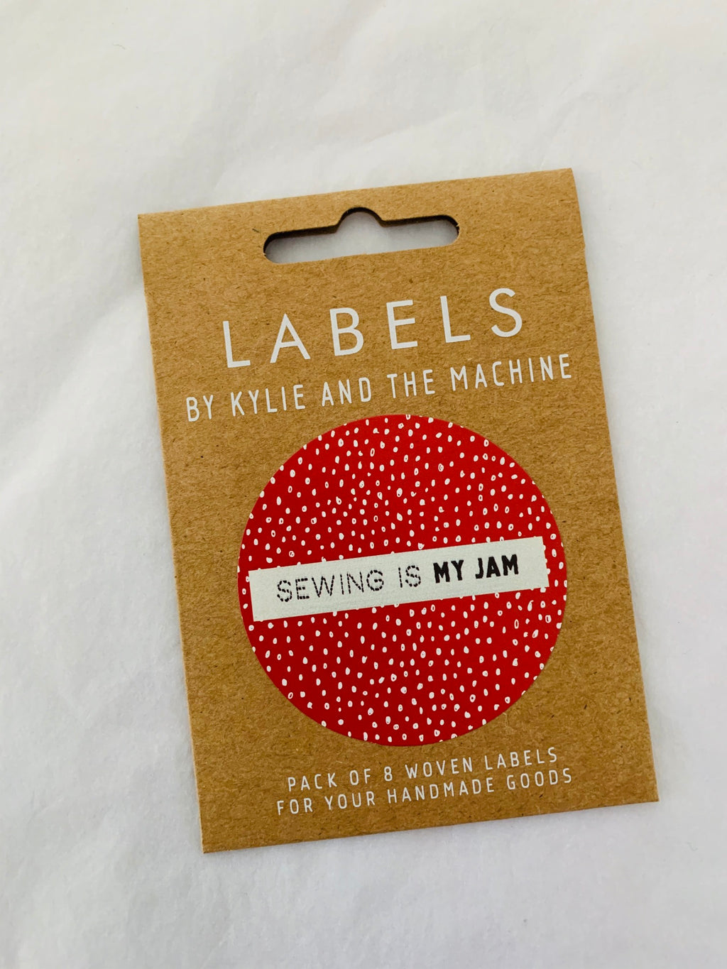 Kylie and the Machine: Sewing Is My Jam