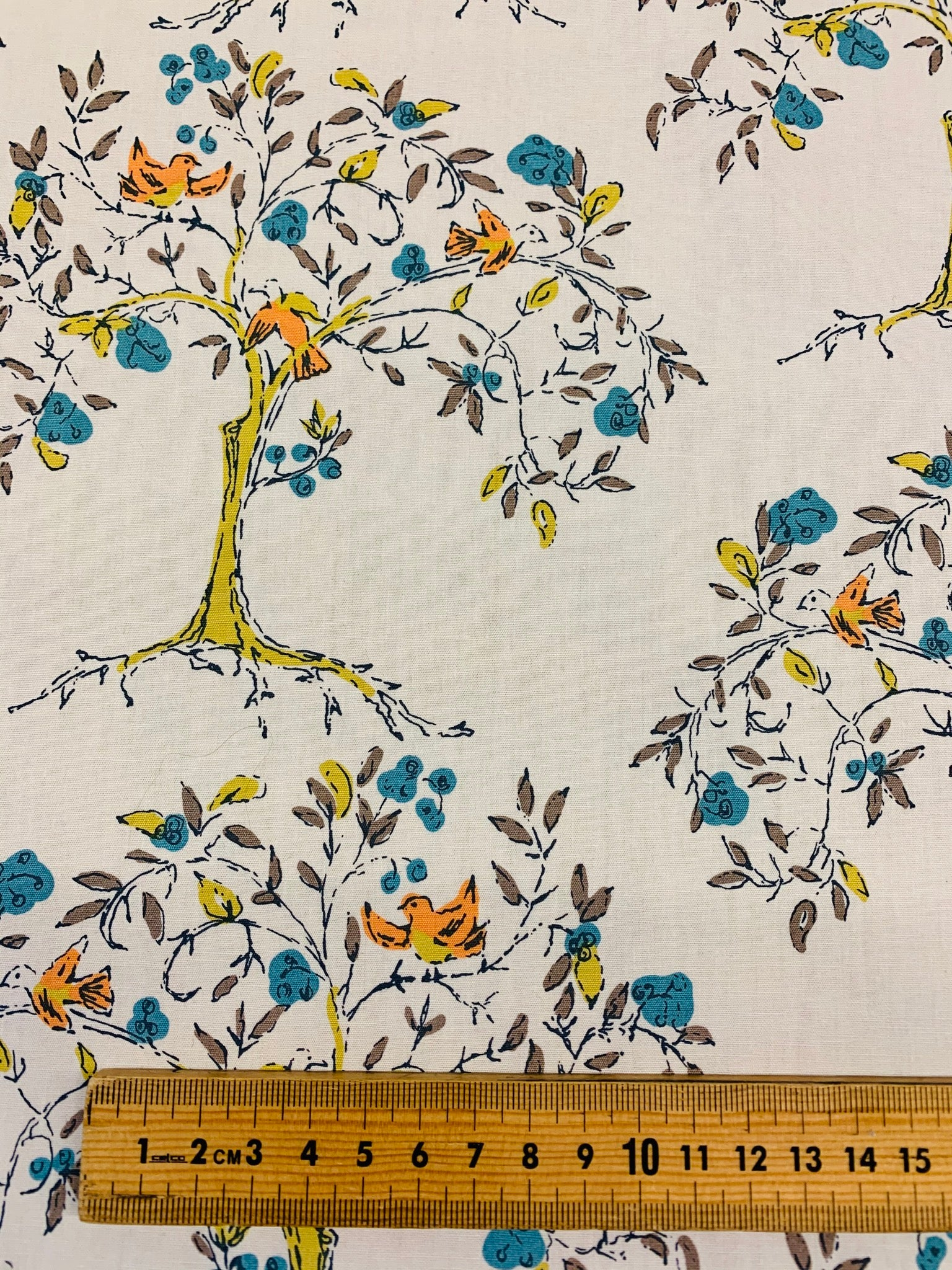 AGF Giving Tree cotton fabric