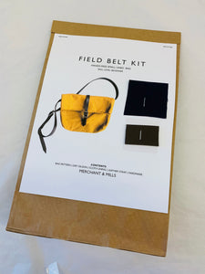 Merchant & Mills Field Belt Kit: Navy