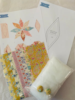 Tilda Pin Cushion Kit
