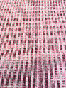 Robert Kaufman Essex Yarn Dyed Linen/Cotton:  Scarlet