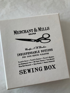 Merchant & Mills notions sewing box