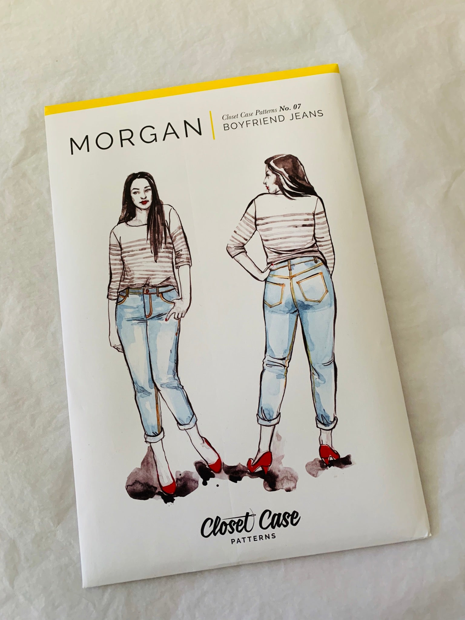 Closet Case Morgan Boyfriend Jeans