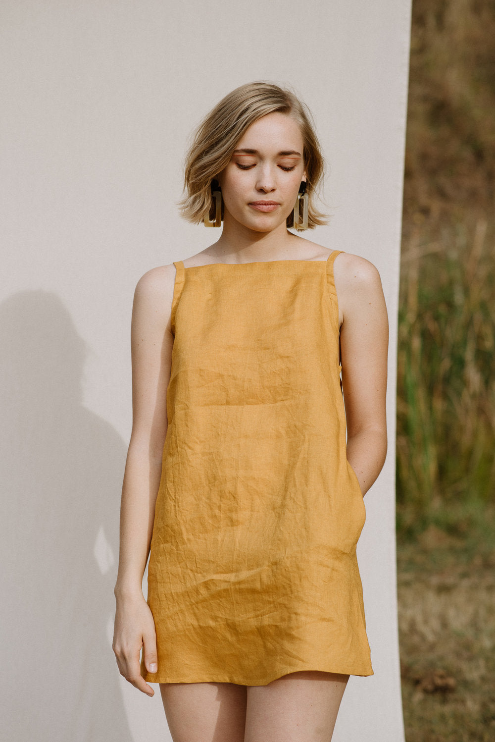 Common Stitch Wattlebird Dress + Cami Paper Sewing Pattern