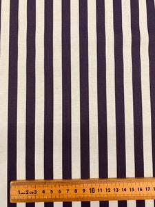 Devonstone Staple Stripe: Navy