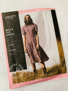 Liberty sewing pattern: Bella Tea Dress 6-14