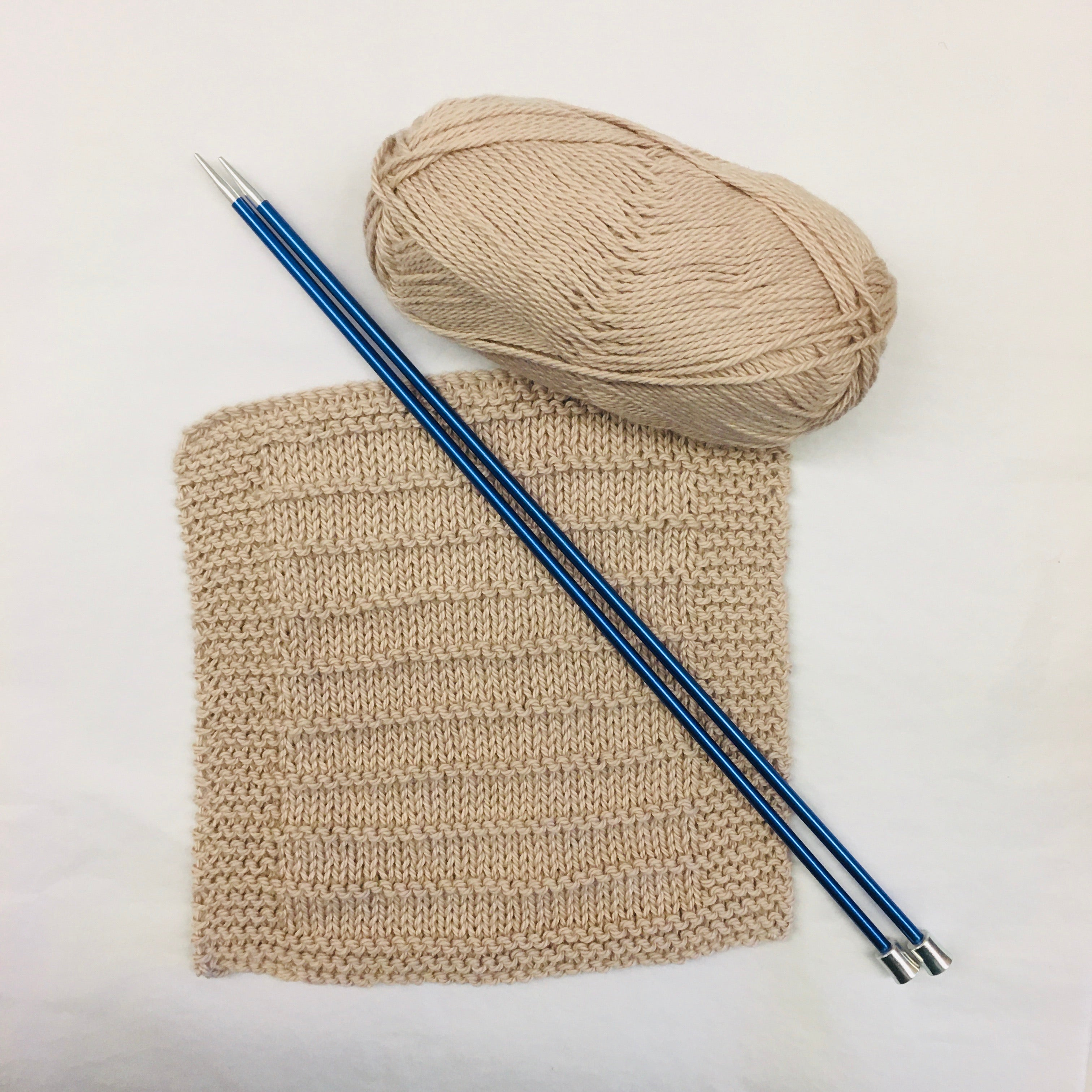 Knitted Dishcloth Kit