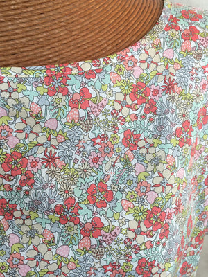 Fiona Top in Liberty Tana Lawn