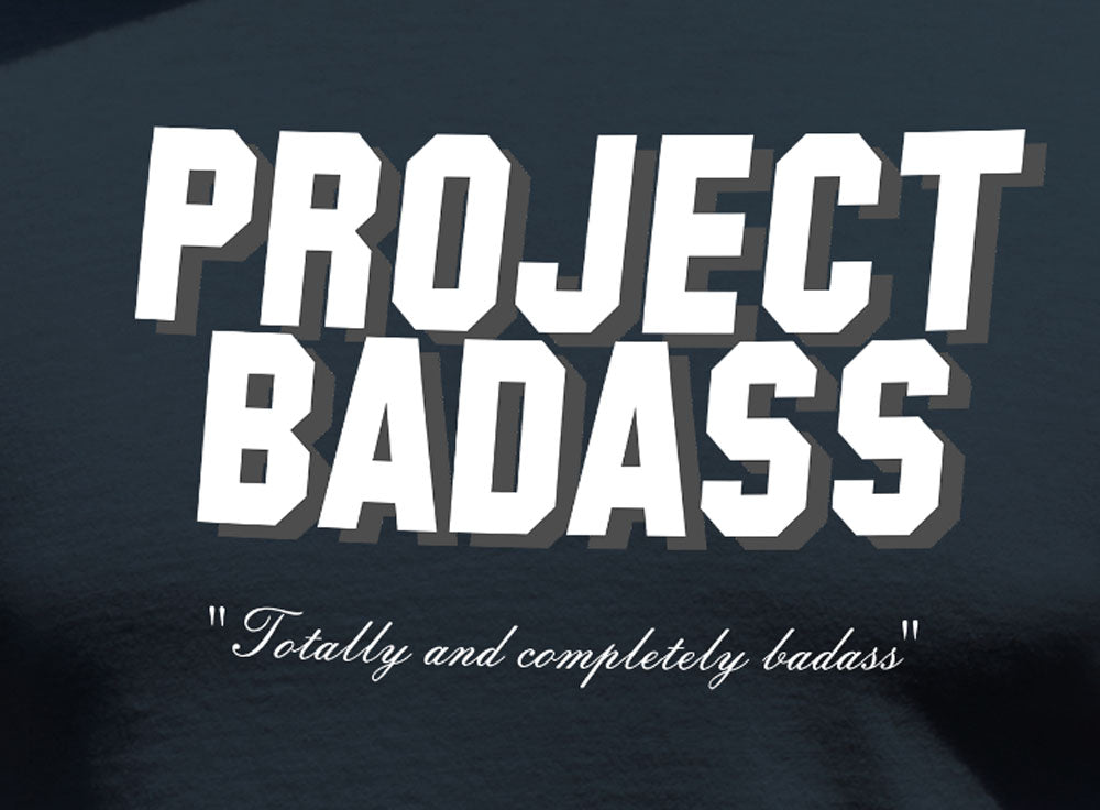 Load image into Gallery viewer, Project Badass T-Shirt